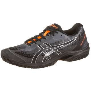 ASICS COURT SPEED FF CLAY L.E. Tennisschuhe black-sunrise red