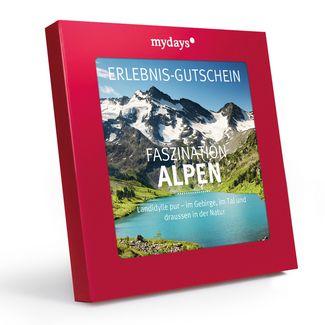 mydays Faszination Alpen Geschenkbox bunt
