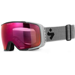 Sweet Protection Interstellar RIG Reflect Skibrille amethyst-nardo gray