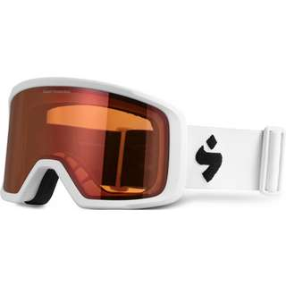 Sweet Protection Firewall Skibrille orange-satin white
