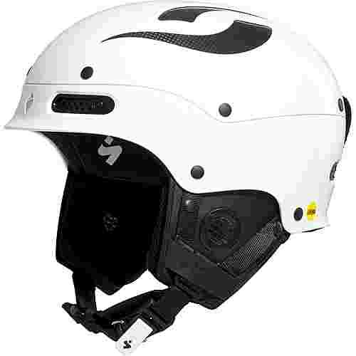 Sweet Protection Trooper II MIPS Skihelm gloss white