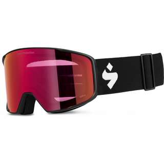 Sweet Protection Boondock RIG Reflect Skibrille bixbite/matte black/black