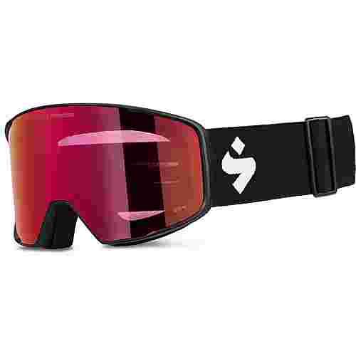 Sweet Protection Boondock RIG Reflect Skibrille bixbite/matte black/black