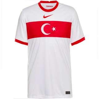 Nike Türkei 2021 Heim Trikot Herren white-sport red-sport red