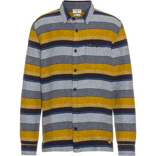 Quiksilver Langarmhemd Herren honey lineup distraction