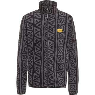 Quiksilver Fleecejacke Herren black sound wave