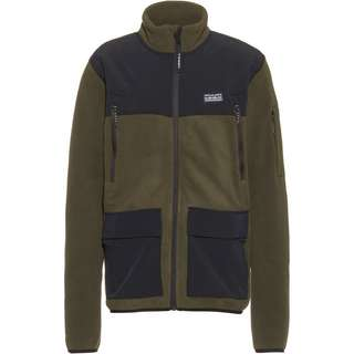 Quiksilver Lost Latitude Fleecejacke Herren forest night