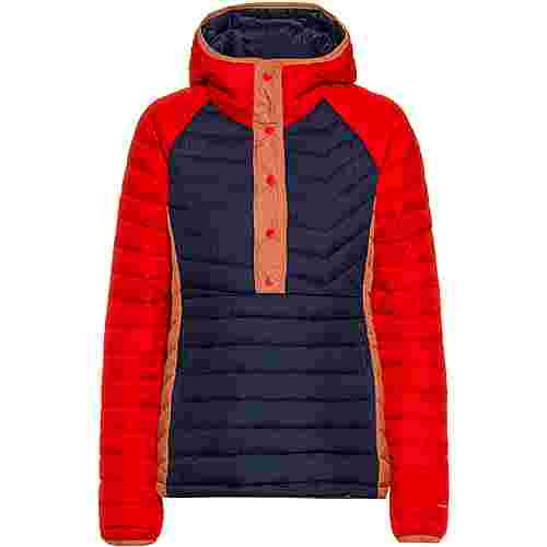 Columbia Powder Lite Steppjacke Damen nocturnal, bold orange, nova pink