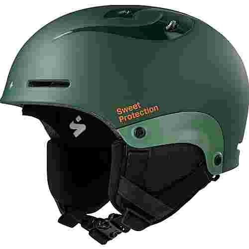 Sweet Protection Blaster II Skihelm matte highland green