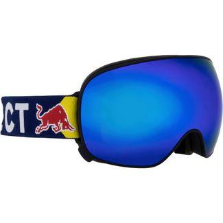 Red Bull Spect Magnetron Skibrille black-blue snow