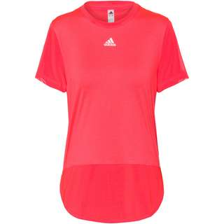 adidas HEAT.READY Funktionsshirt Damen signal pink