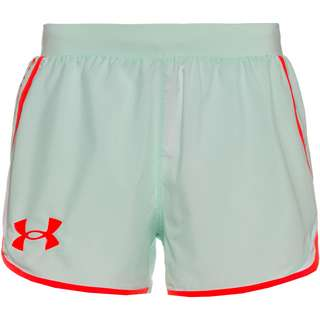 Under Armour Fly By 2.0 Laufshorts Damen blue