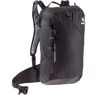 Deuter Freerider Lite 20 Tourenrucksack black