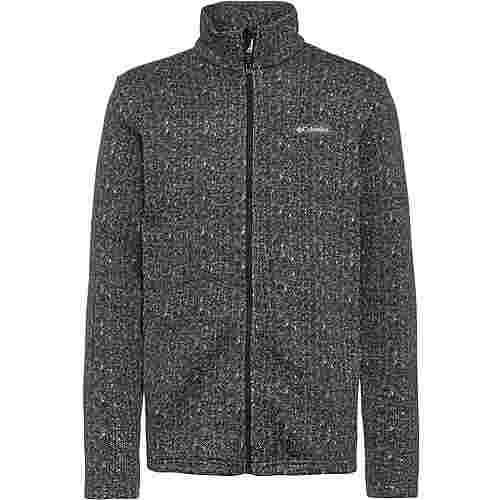 Columbia Chillin Fleecejacke Herren black herringbone