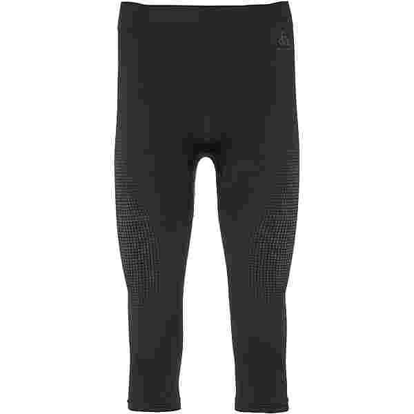 Odlo PERFORMANCE WARM ECO Funktionsunterhose Herren black new odlo graphite grey