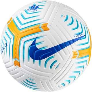 Nike Premier League Strike Fußball white-cyan-laser orange-hyper royal
