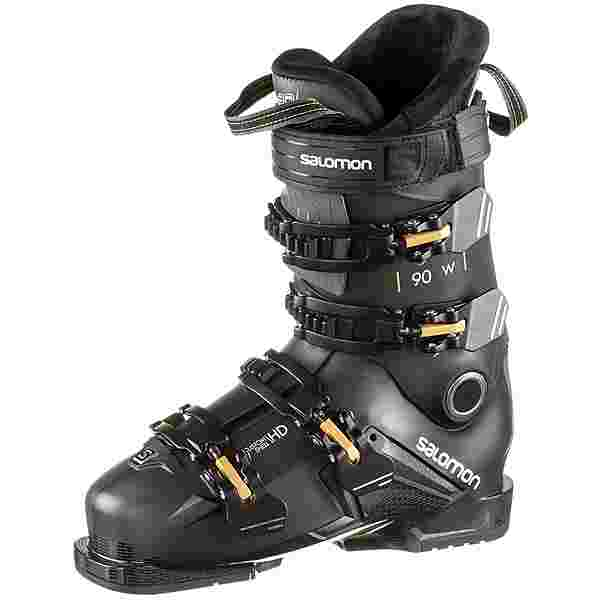 Salomon S/PRO 90 W Skischuhe Damen black-belluga