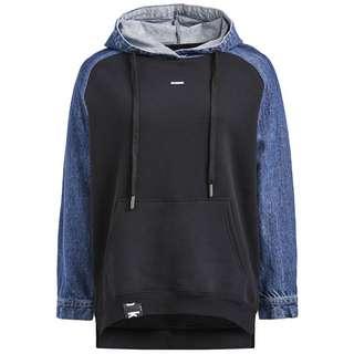 Khujo GIGI Sweatshirt Damen schwarz
