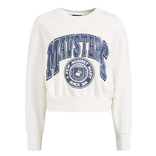 Khujo COSIMIA Sweatshirt Damen offwhite