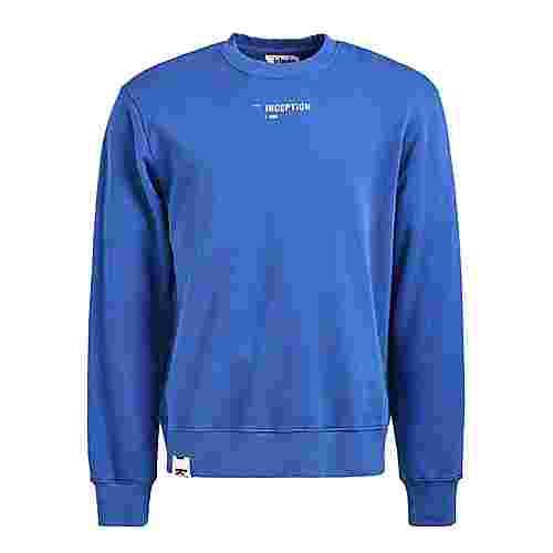 Khujo DASK Sweatshirt Herren blau