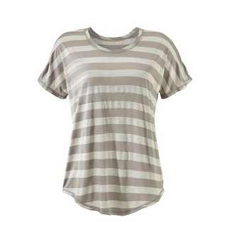 BEACH TIME T-Shirt Damen khaki