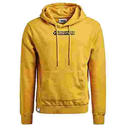 Khujo BANE Sweatshirt Herren gelb