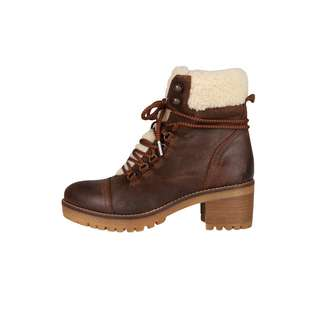 Apple of Eden AMELIE Halbschuhe Damen dk brown