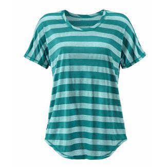 BEACH TIME T-Shirt Damen mint
