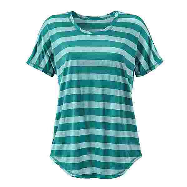 BEACH TIME T-Shirt Damen mint