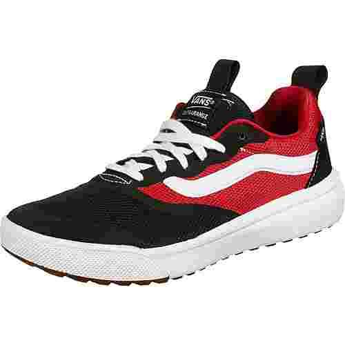 Vans Ultrarange Rapidweld Sneaker schwarz/rot