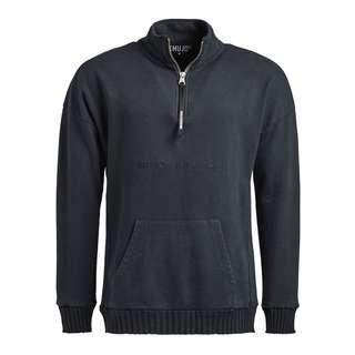 Khujo TIAMO Sweatshirt Herren schwarz