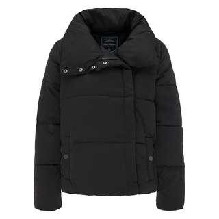 DreiMaster Winterjacke Damen schwarz
