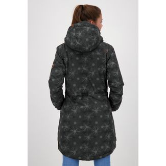 ALIFE AND KICKIN CharlotteAK A Winterjacke Damen moonless