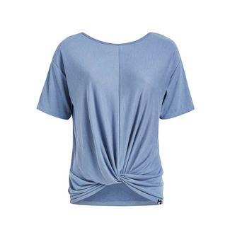 Khujo KEESA T-Shirt Damen blau