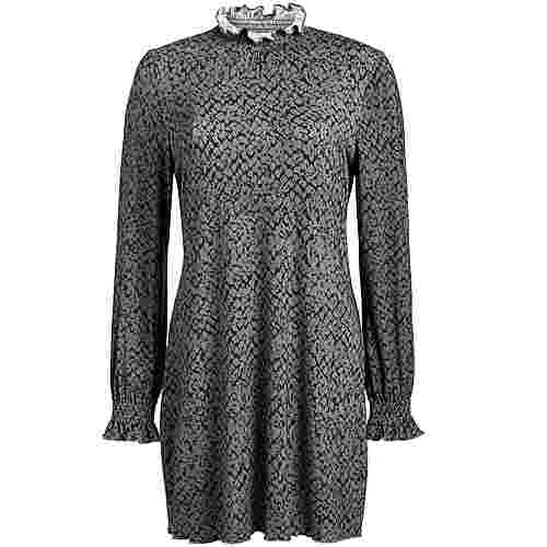 Khujo FRECKI Jerseykleid Damen grau gemustert
