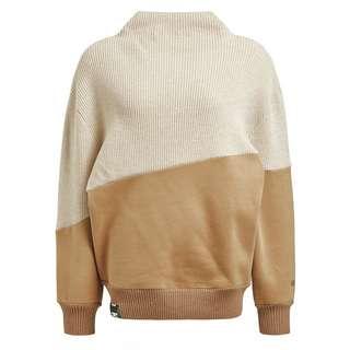 Khujo HARPER Sweatshirt Damen beige
