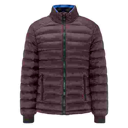 Petrol Industries Steppjacke Herren Dark Burgundy