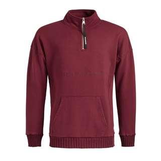 Khujo TIAMO Sweatshirt Herren rot