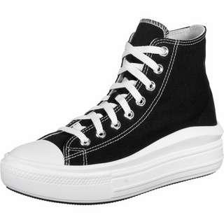 CONVERSE Chuck Taylor All Star Mve HI Sneaker Damen schwarz