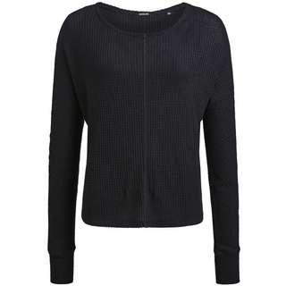 Khujo KENTACKA Langarmshirt Damen schwarz