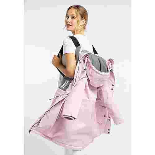 DreiMaster Parka Damen puder rosa