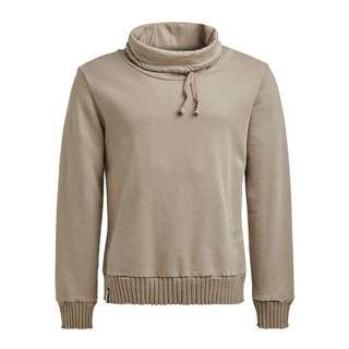 Khujo ALTIUS Sweatshirt Herren beige
