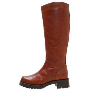 Apple of Eden MULAN Stiefel Damen cognac