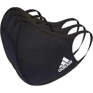 adidas Gesichtsmaske black