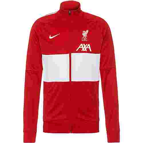 Nike FC Liverpool Trainingsjacke Herren gym red-white-white