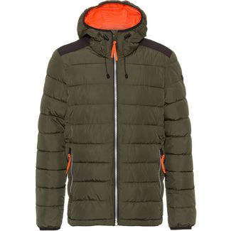 CMP Steppjacke Herren oil green