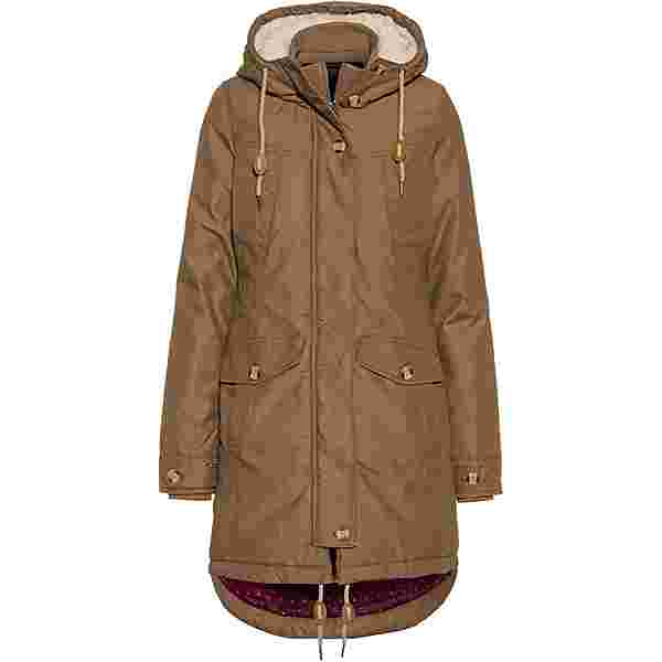 WLD SPICY EDEN II Parka Damen brown