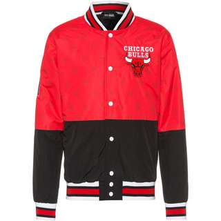 New Era Chicago Bulls Bomberjacke Herren red