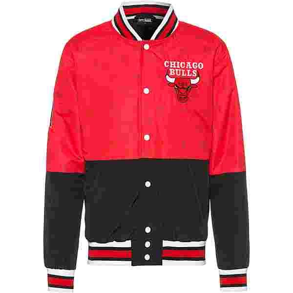 New Era Chicago Bulls Bomberjacke Herren red