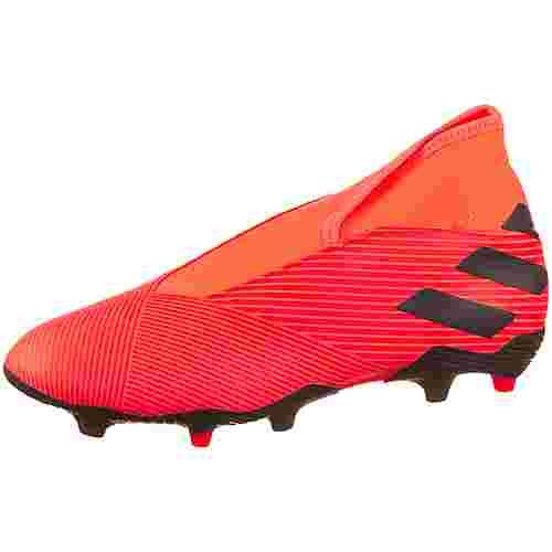 adidas NEMEZIZ 19.3 FG Fußballschuhe signal coral